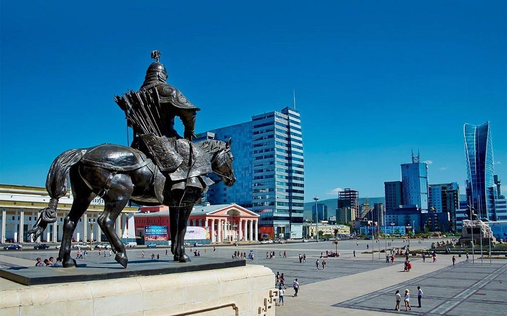 Как добраться до Улан-Батора