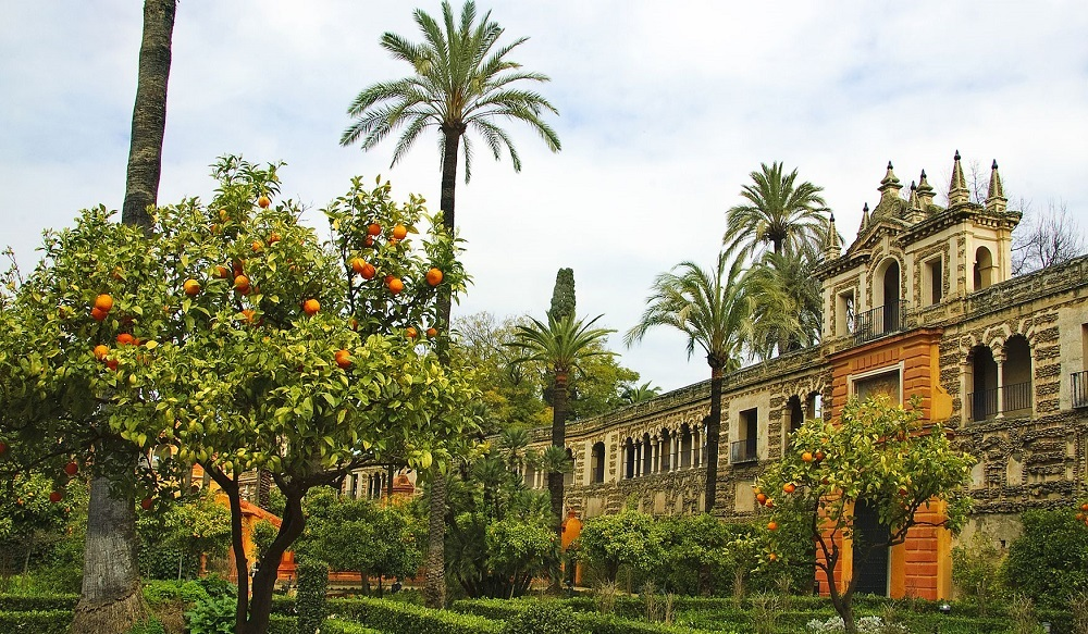 Севильский Алькасар