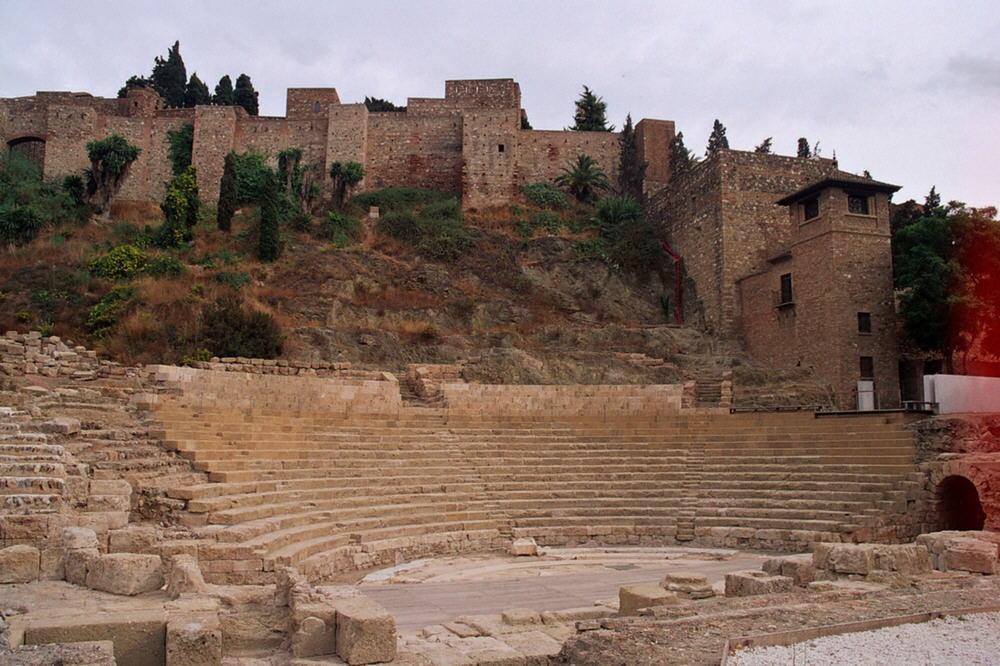 Крепость Малага