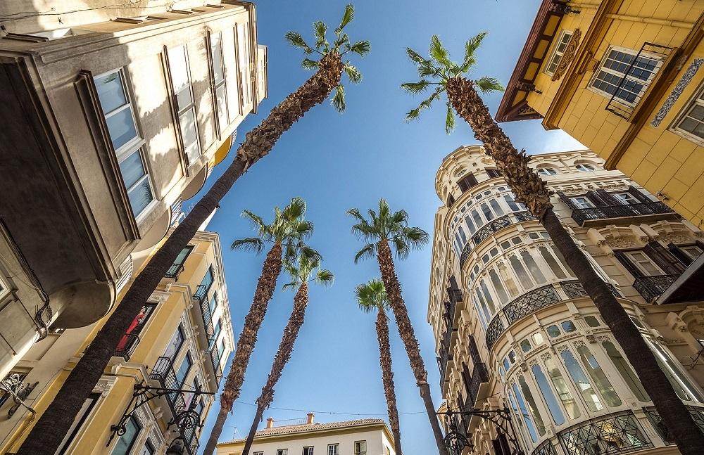 Малага Испания