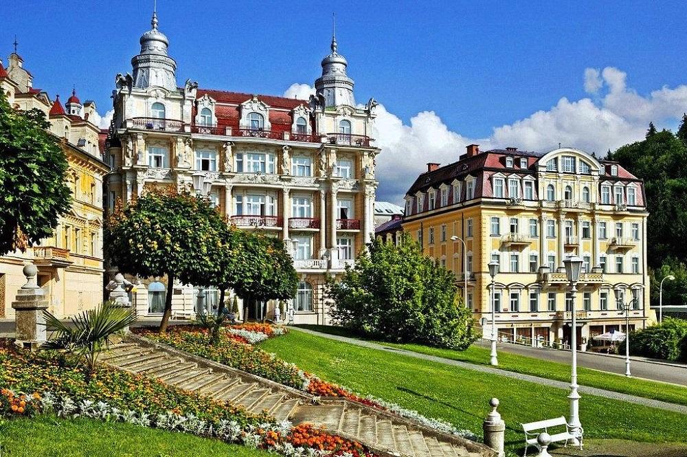 Марианские Лазне, Чехия