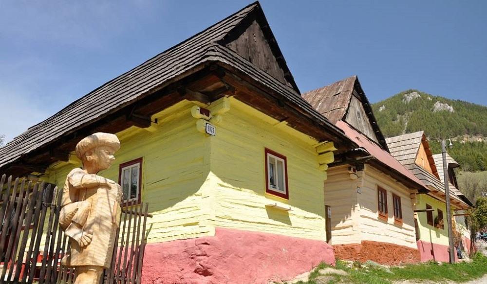 Влколинец, Словакия