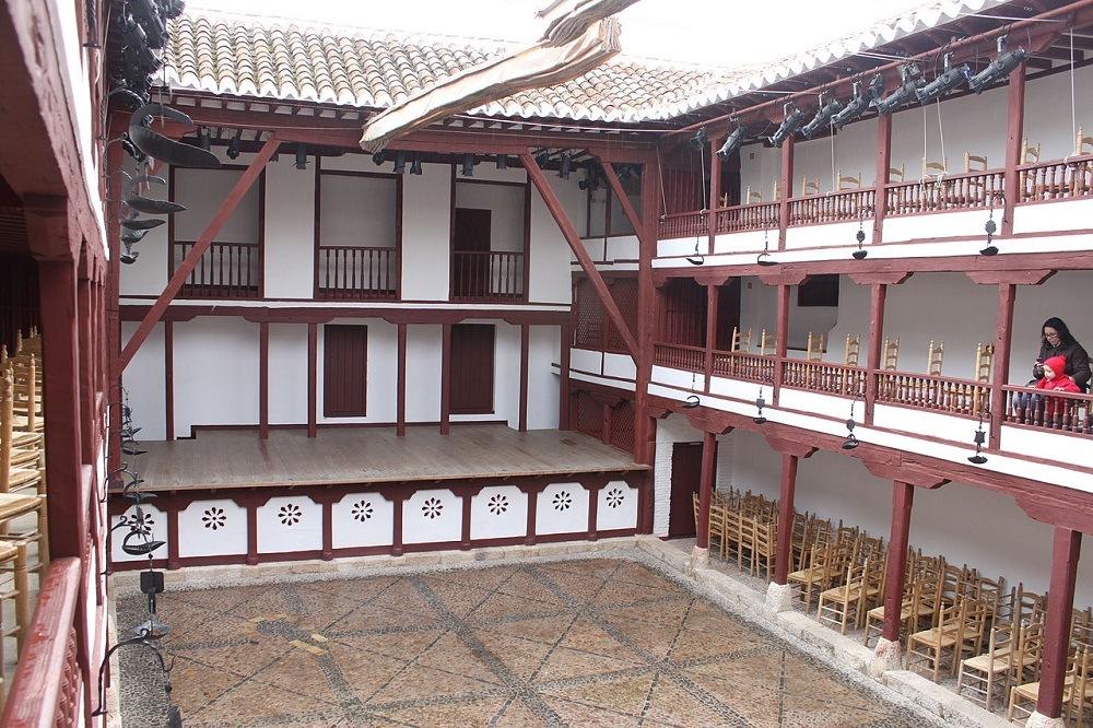 Театр комедий в Альмагро