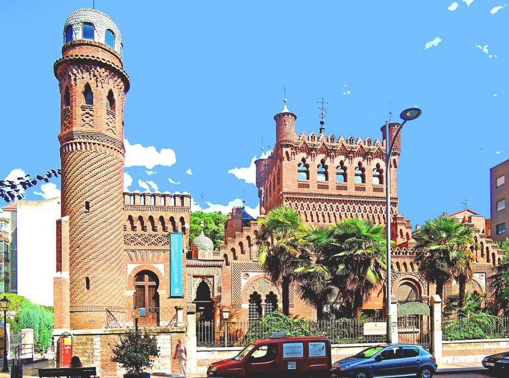 город Алькала-де-Энарес