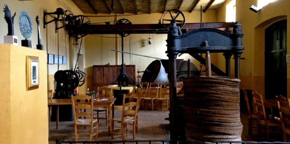 Музей оливкового масла Альмерия