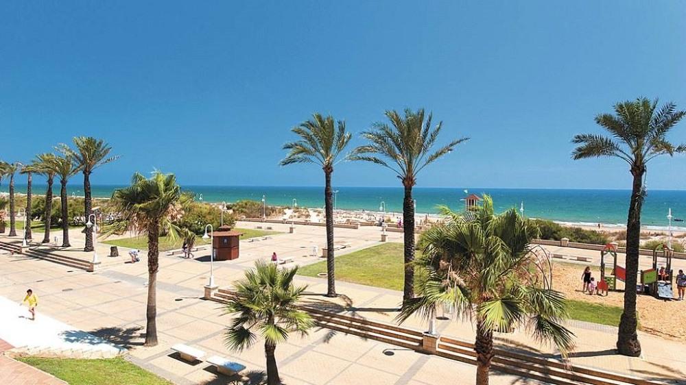 Пляжи Альмерии