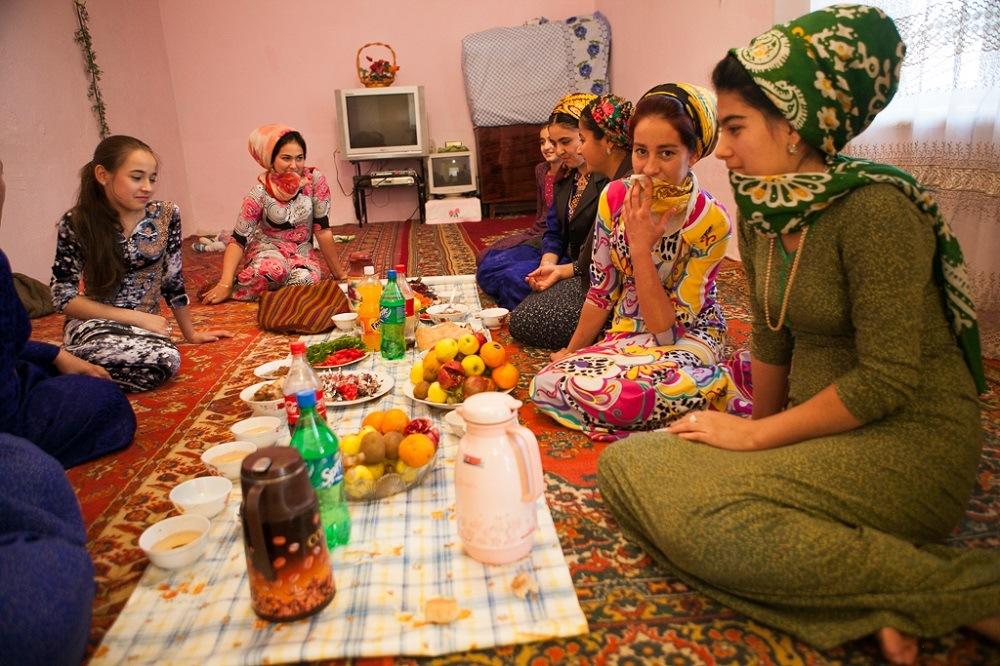 Туркмения дома