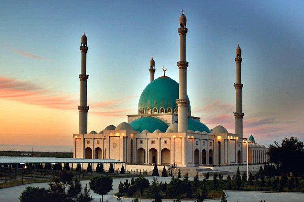 Мечеть Ашхабад