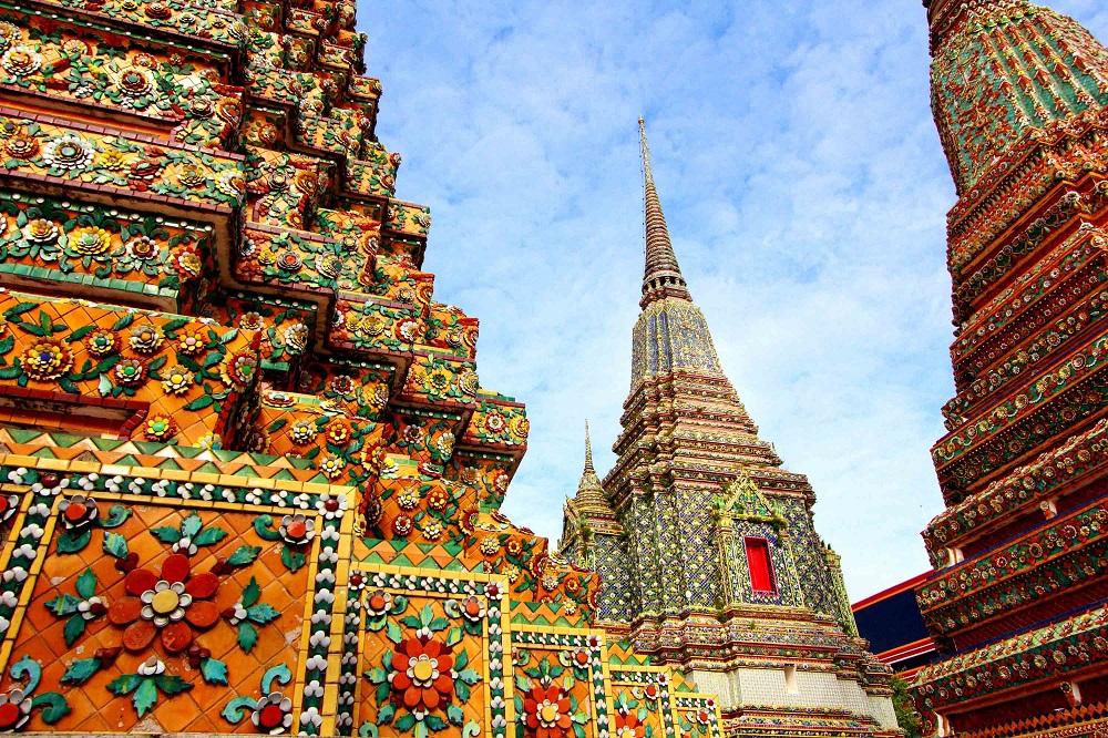 Ват Пхо храм Будды