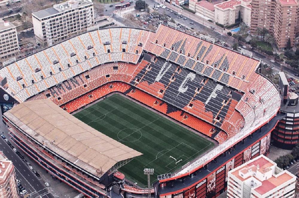 Стадион Месталья