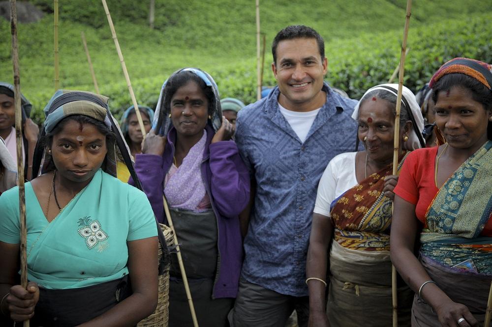 Жители Шри-Ланки