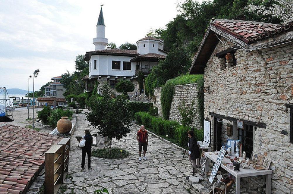 Курорт Балчик