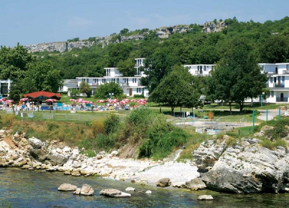 болгарский курорт Русалка