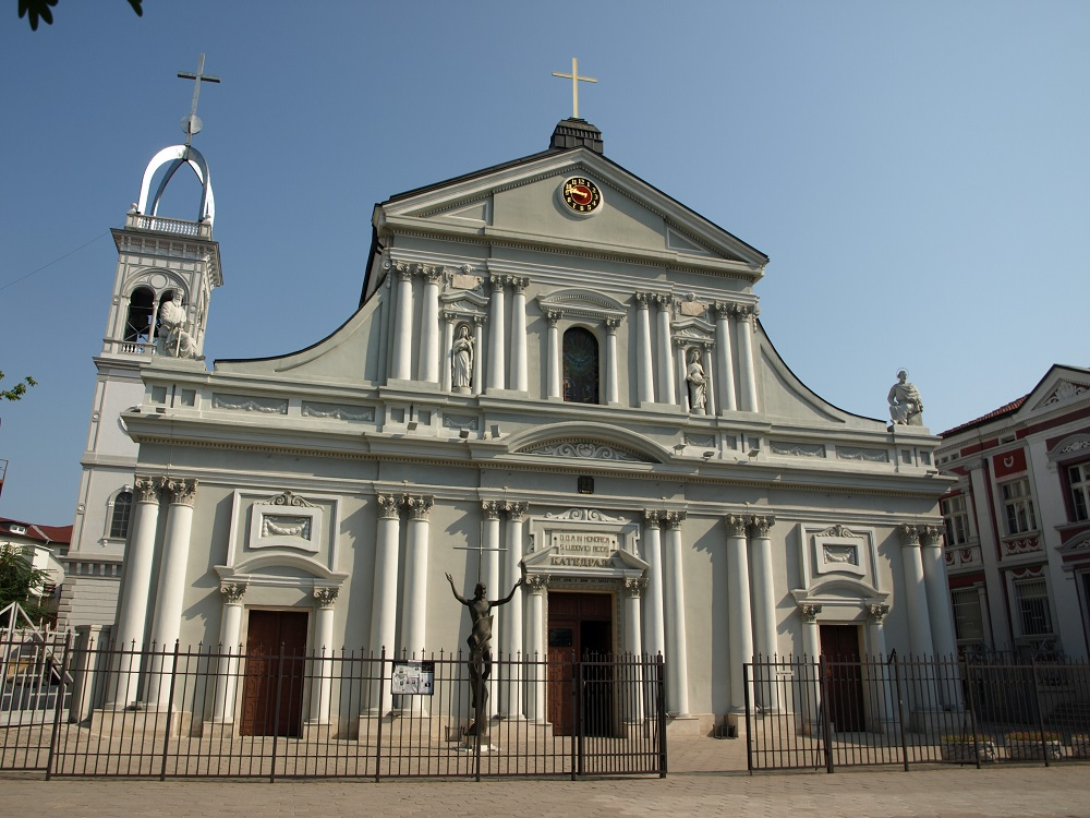 Костел Святого Людовика