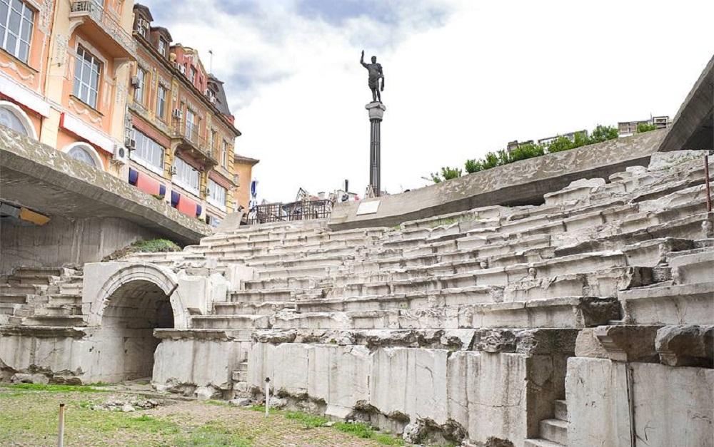 Античный римский стадион