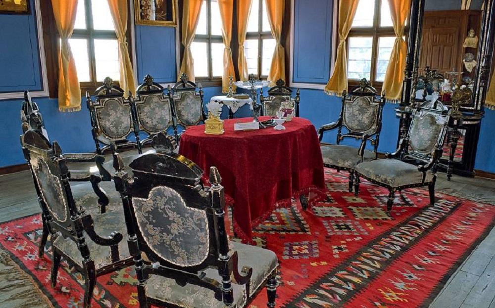 Этнографический музей Пловдив