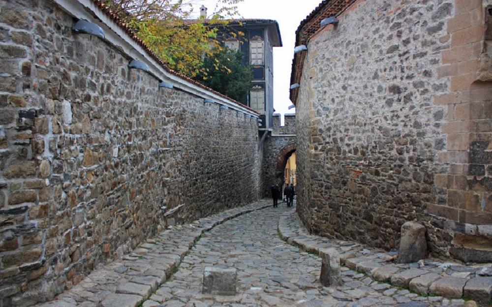 Старый Пловдив Болгария