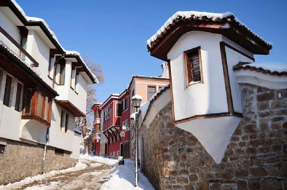 Погода в Пловдиве
