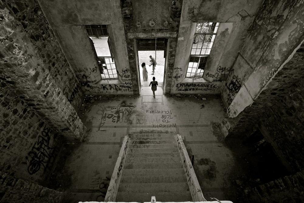 Жуткий отель на Кипре