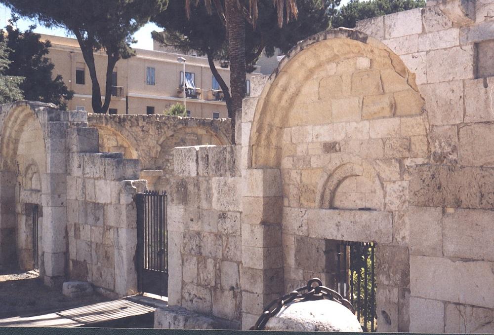 Базилика Святого Сатурнина