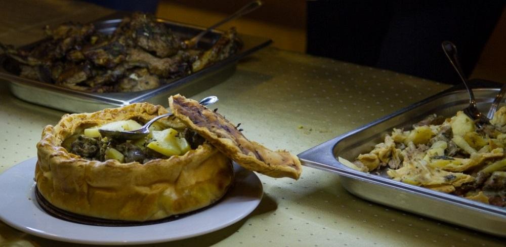Сардинская кухня