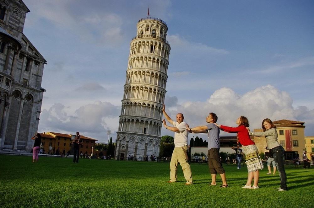 Почему Пизанская башня падает