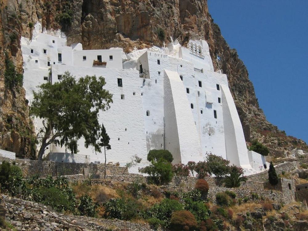 монастырь Панагия Хозовиотиса