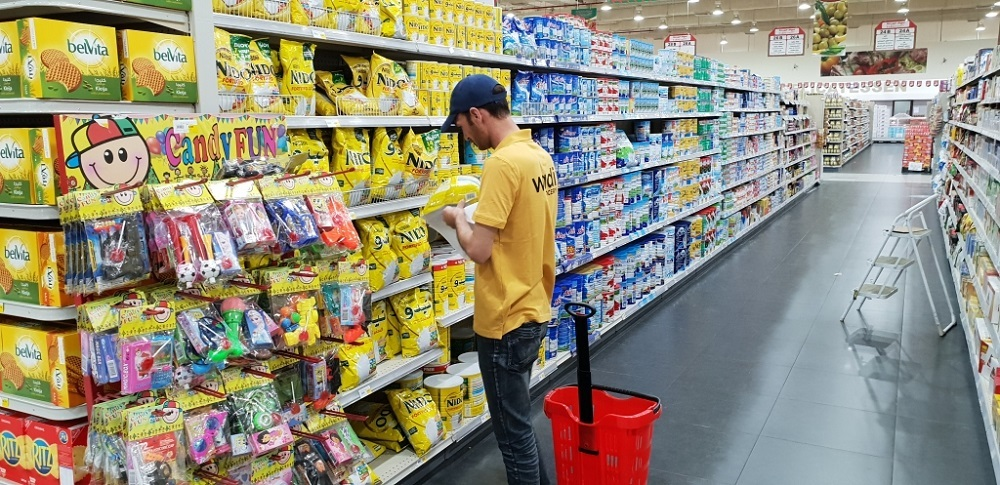 продукты в Дубае