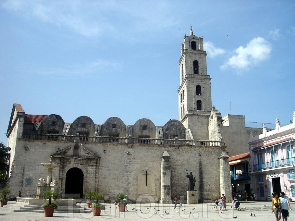 Монастырь Святого Франциска Ассизского