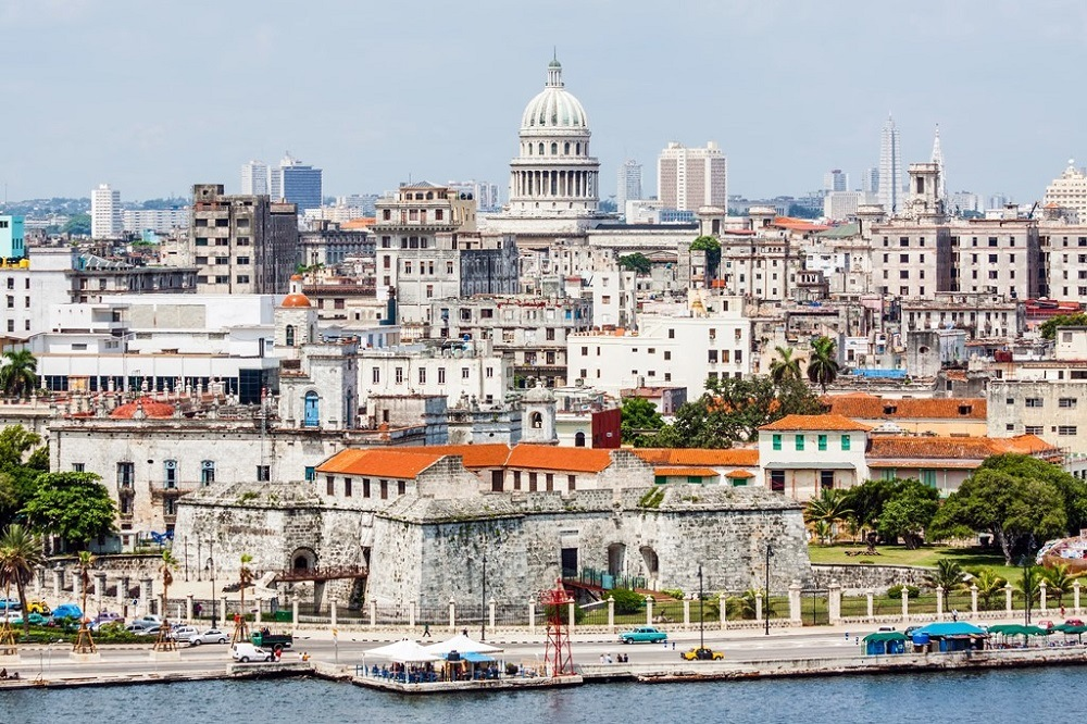 Путешествие в Гавану