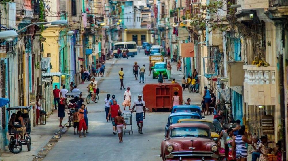 Гавана – столица Кубы