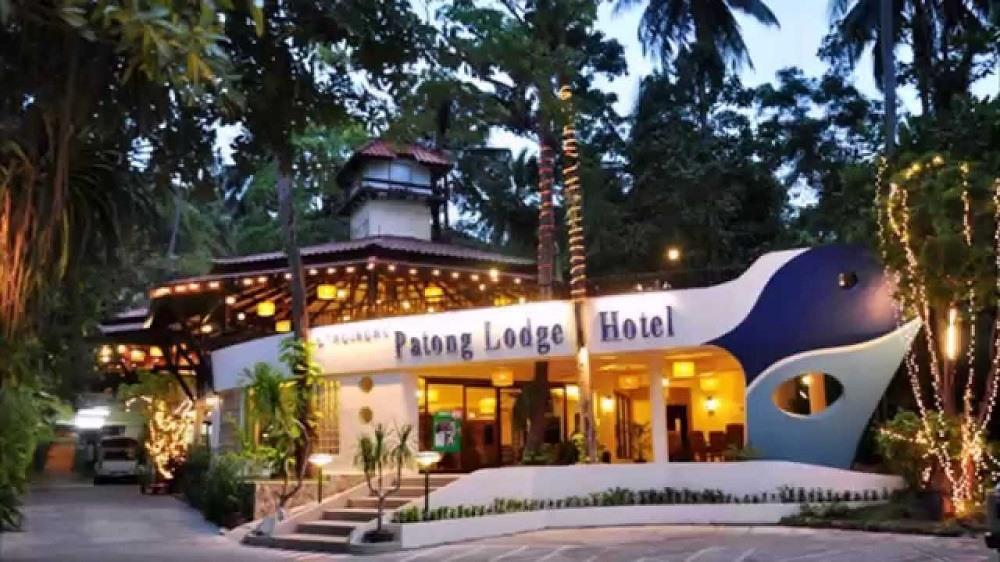 Отель на Патонге