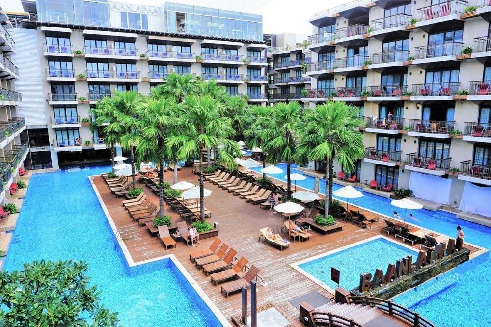 Baan Laimai Beach Resort 4