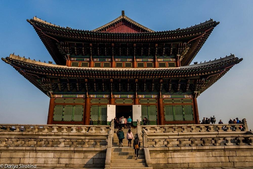 купить тур в Южную Корею