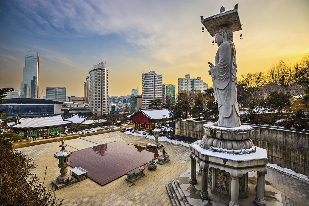 в тур в Корею из Владивостока