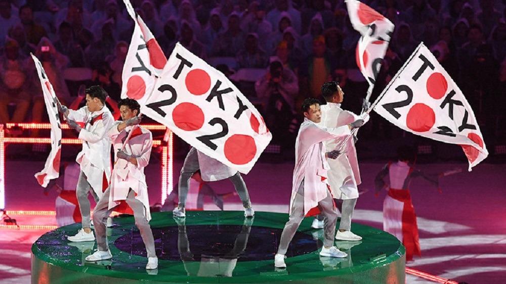 XXXII Олимпийские игры
