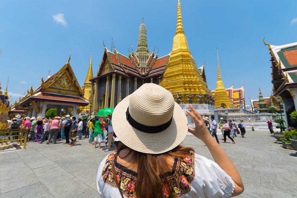 Турист в Таиланде