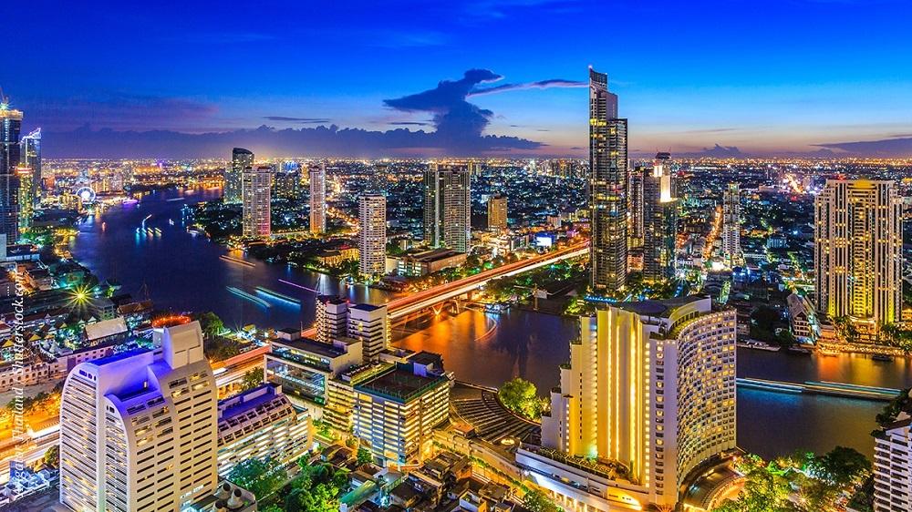 Как добраться до Бангкока
