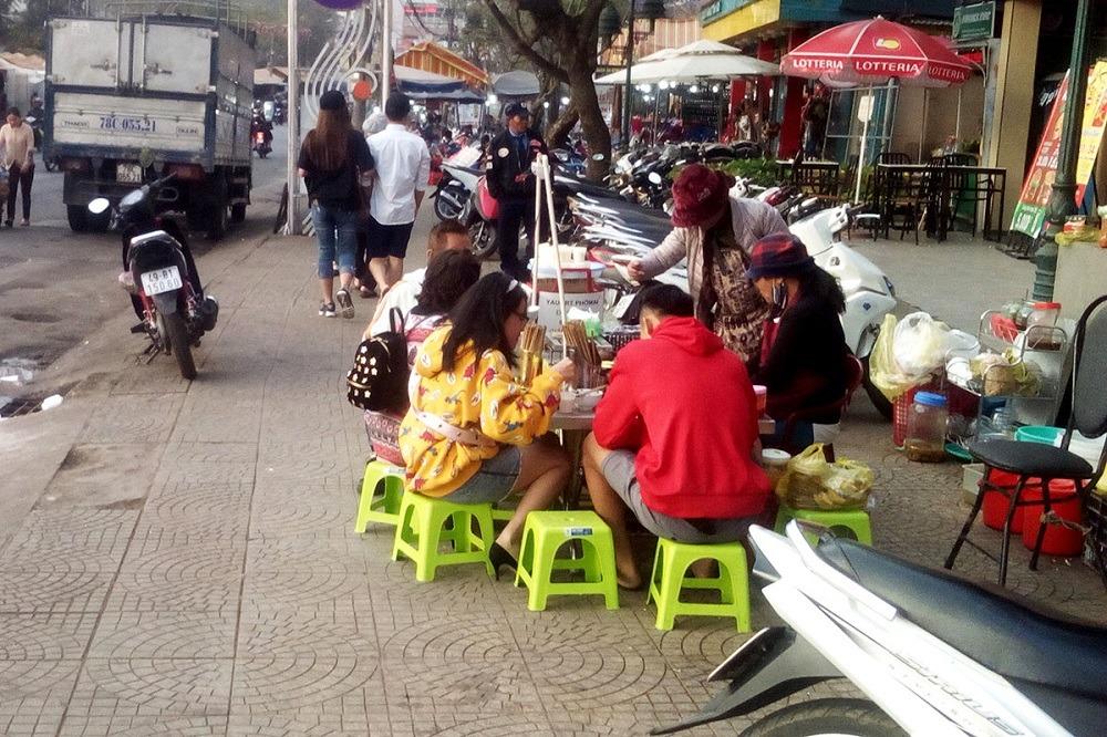 Вьетнам Далат туристы