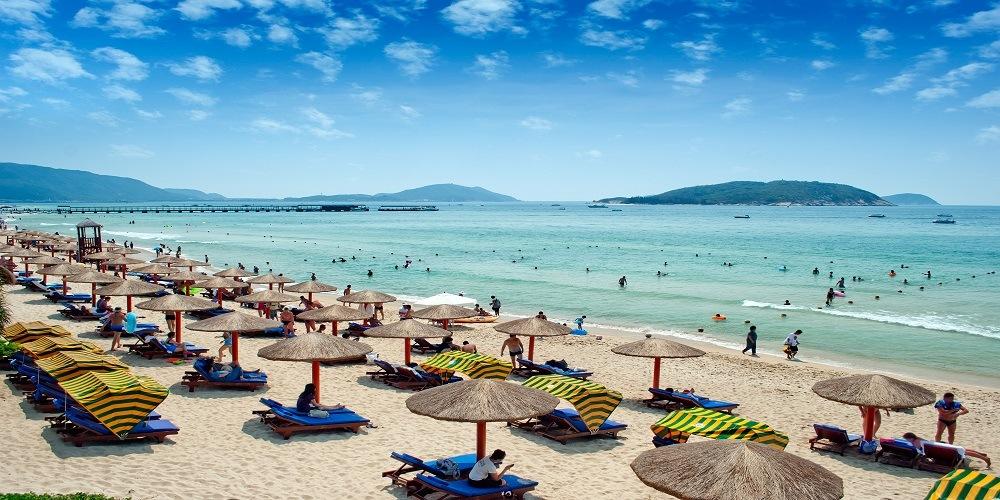 Пляжи Саньи