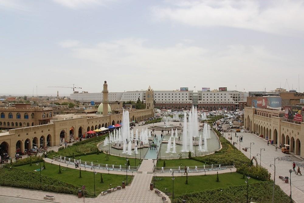 Столица Курдистана