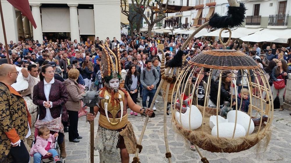 Feria Eivissa Medieval