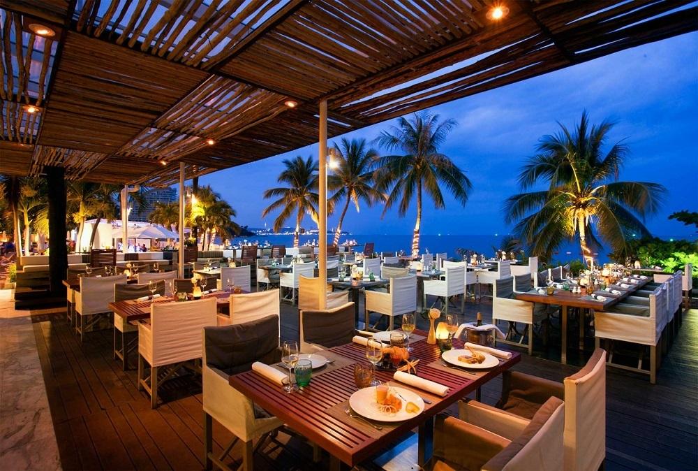 Pullman Pattaya Hotel 5
