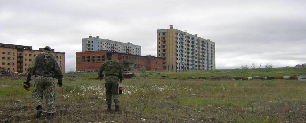 Алыкель – военный город