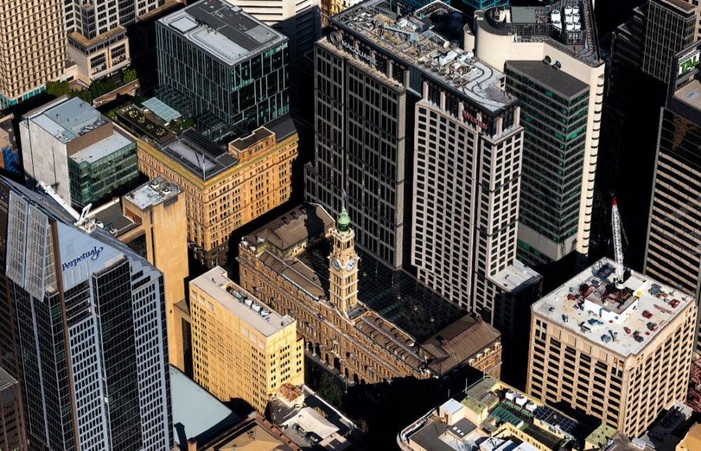 Сидней сверху
