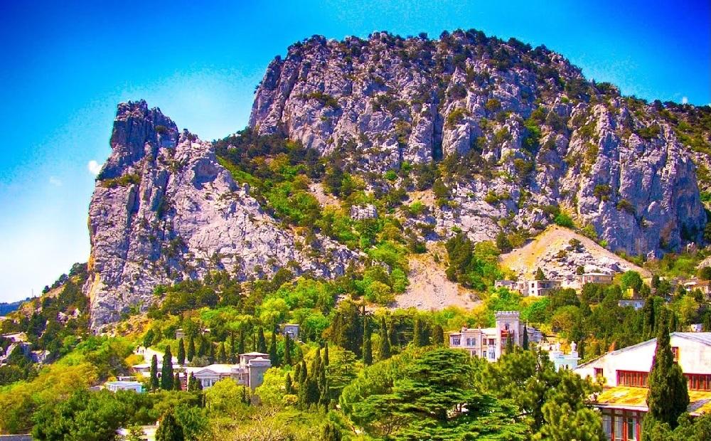 Гора Кошка Крым