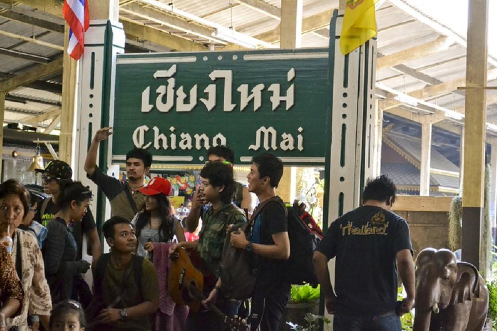 Остановка Чианг Май