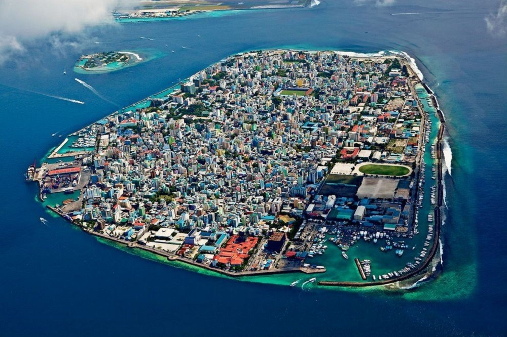 Мале – столица Мальдив