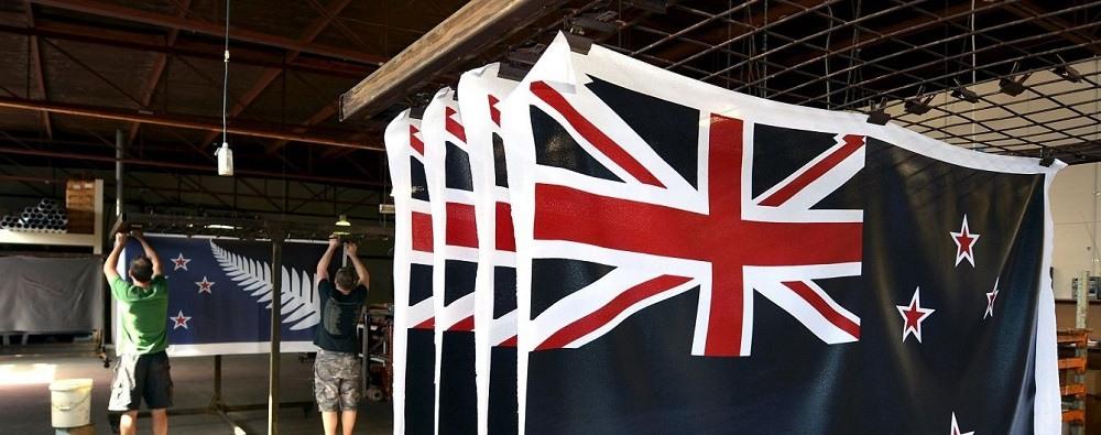Флаги Новой Зеландии