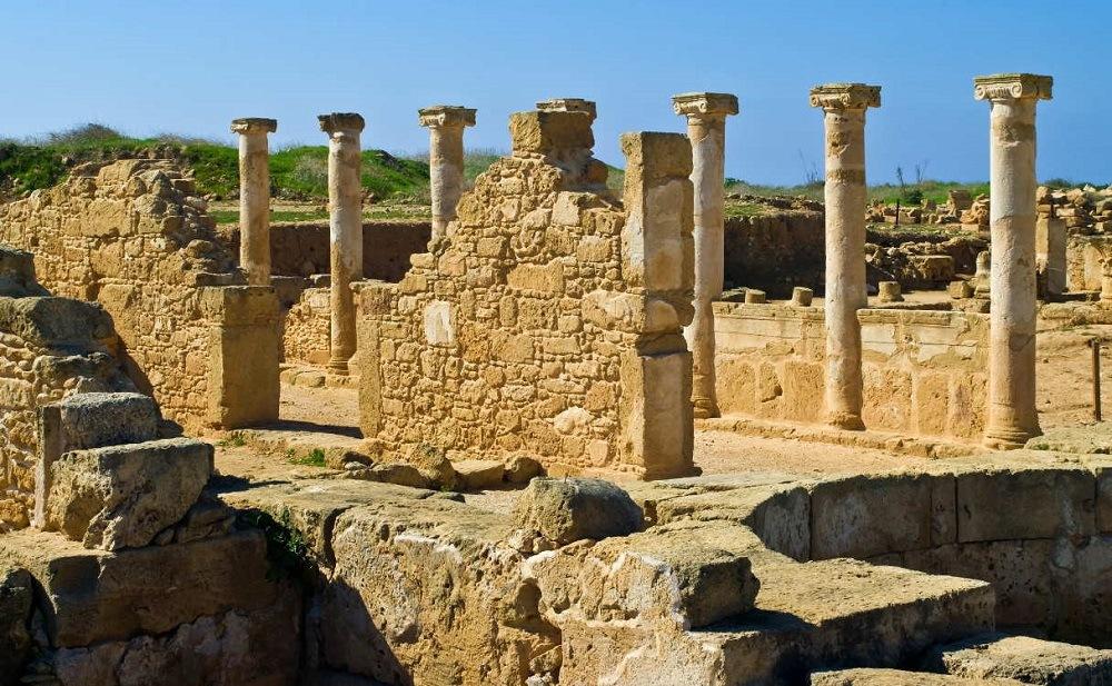 Археологический парк Пафос